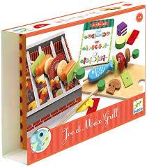 djeco set pâtisserie nouvelle couleur küchenspielzeug kinder