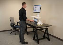 desks stand up desk store workez standing desk conversion kit