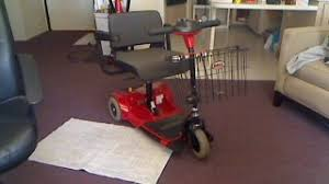 Electric Pride Mobility Travel Pro Scooter With Basket For Sale By Owner In Phoenix AZ Arizona