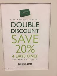 Doublediscountdays Hashtag On Twitter Texas Tech Alumni Association Member Benefits Bn_erie Bn_erie Twitter Asian American Journalists Exclusive Gifts For Barnes Noble Coupons Top Deal 75 Off Goodshop Dblediscountdays Hashtag On The Writer Mo Ibrahim 2013 Is This Nobles New Strategy Theoasg 25 Best Memes About Addiction Recovery Express Membership Rewards Ultimate Guide 2017 Cterion Sale Nov Why Everyone Should Have A Card Associate Oacubo Ohio Of College And