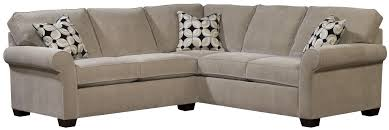 Sam Levitz Leather Sofa by Broyhill Furniture Ethan Two Piece Sectional With Laf Full Sleeper