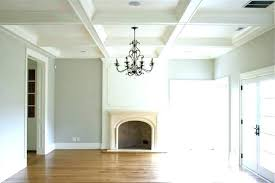 Light Wood Floors With Grey Walls Gray