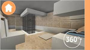 minecraft bathroom designs 360 degree minecraft youtube