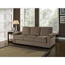 Serta Dream Convertible Sofa by Fingerhut Serta Thomas Click Clack Dream Convertible Sofa