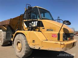 100 Articulated Truck Caterpillar 725 For Sale Chesapeake Virginia Price US 89500