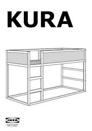 ikea kura keerbaar bed furniture download manual for free now