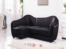 canape cuir angle gauche canapé canape cuir noir élégant canapã d angle gauche cuir noir