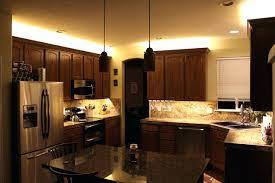 kelvin temperature warm white kitchen low voltage cabinet lighting
