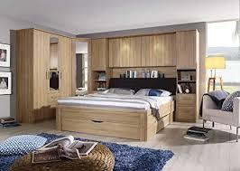 lifestyle4living schlafzimmer komplett set in eiche dekor 4