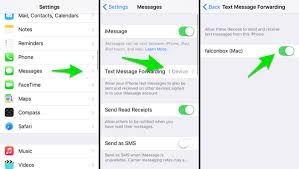 How to Send And Receive SMS From Your iPad & Mac