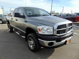 Pre-Owned 2009 Dodge Ram 2500 SXT PU In Idaho Falls #R240621A | Ron ...