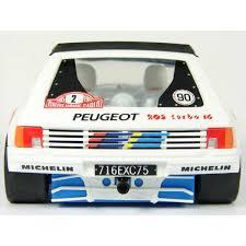 Peugeot 205 Turbo 16 Evo 1 Montecarlo Chrono Ed [B ] EvotecShop