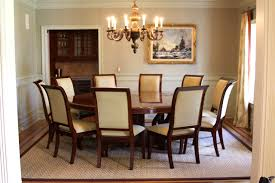 Round Dining Table For 8 10 With To Seat 12 And 15 5 On Seats