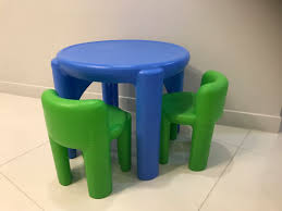 Little Tikes Table And Chairs, Babies & Kids, Toys & Walkers On ... Little Tikes Easy Store Pnic Table Gestablishment Home Ideas Unbelievable Bold Un Bright U Chairs At Pics Of And Toys R Us Creative Fniture Tables On Carousell Diy Little Tikes Table And Chairs We Used Krylon Fusion Spray Paint Classic Set Chair Sets Divine Cjrchorganicfarmswebsite Victorian Fancy Beach Adorable Cute Kidkraft Farmhouse With Garden Red Wooden Desk Fresh Office Details About Vintage Red W 2 Chunky