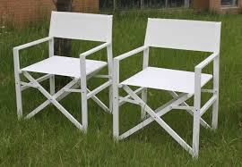 Aluminum Directors Chair Bar Height by Director Chairs