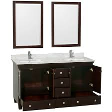 48 Inch Double Sink Vanity White by 48 Inch Double Sink Bathroom Vanity Espresso Transitional Double
