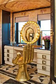 Bath Vanities With Dressing Table by Hand Chair Kelly Wearstler Vanities And Dressing Room