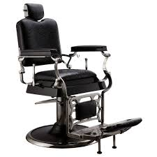 A Professional Reclining Crocodile Barber Chair, I've Never ...