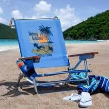 Tommy Bahama Beach Chairs Sams Club by Tommy Bahama Backpack Folding Beach Chair In Blue U0026 Green Stripes