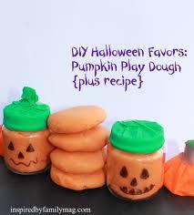 Pumpkin Spice Jello Playdough by Halloween Party Favors Pumpkin Play Dough
