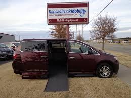 2012 Honda Odyssey EX-L VMI Northstar - Kansas Truck Equipment Company