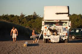 Fort Stevens State Park, OR | Lolo's Extreme Cross Country RV Trips