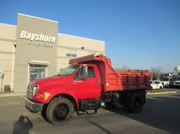 100 12 Yard Dump Truck 2018 FORD F750 XL 600A DUMP TRUCK FOR SALE 578687