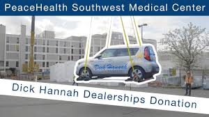 Dick Hannah Dealership's Kia Donation To PeaceHealth SW Medical ... Start Something New In 2018 At Dick Hannah Ram Truck Center Youtube Search Over 1000 Cars And Trucks Volkswagen Competitors Revenue Employees Owler Company Profile Ram Vehicles For Sale Dealrater Used Car Portland Vancouver Dealerships Cjdr Dickhannahcjdr Twitter Google Center Grand Opening Service Xpress Acura Goods Over 1 000 Cars Trucks