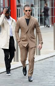 nick jonas u0027s next level double breasted suit is inspirational gq
