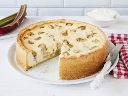 rhabarber kuchen mit quark