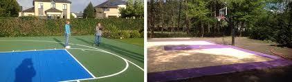 terrain de basket exterieur flex court europe terrain de basket