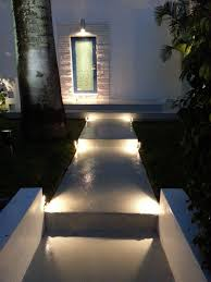 LED MODERN LOW PROFILE ACCENT PATH LIGHTING Modern Miami