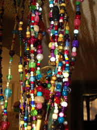 Beaded Curtains For Doorways At Target by Plastic Bottles Installation Plastic Bottles Bead Curtains And