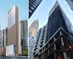 100 Hotel Indigo Pearl Towering And Hideous 40Story Takes Shape In FiDi CityRealty