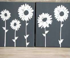 Decent Canvas Painting Ideas As Wells Kids Along With Decorations Easy Art