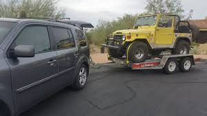 100 U Haul 10 Foot Truck Towing With HAL Auto Transporter Expedition Portal