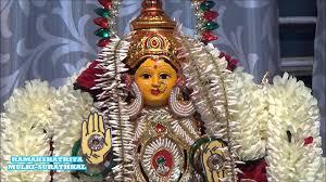 varalakshmi idol decoration varamahalakshmi festival saree