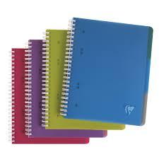 Cahier Spirale Linicolor Evolutivbook A5 16 X 21 Cm Perforé Petits