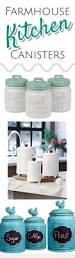 Rustic Kitchen Canister Sets by 99 Best Farmhouse Kitchen Decor Ideas Images On Pinterest