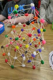 Gumdrop Christmas Tree Stem Activity by Growing A Stem Classroom Geodesic Domes With Jelly Beans And