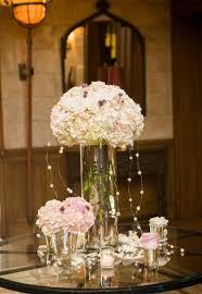 Tall Candle Wedding Centerpiece