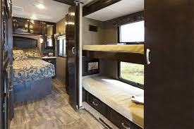 Luxury RV With Bunk Beds