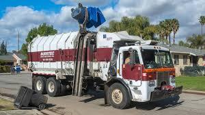 Peterbilt 310 - Amrep Octagonal ASL Garbage Truck - YouTube