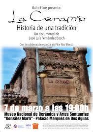 Hist³rico Museo Nacional de Cerámica y Artes Suntuarias