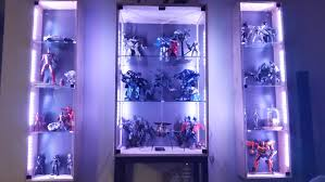Detolf Glass Door Cabinet Ikea by Inside The Ultimate Display Case Hd Ikea Nornäs Youtube