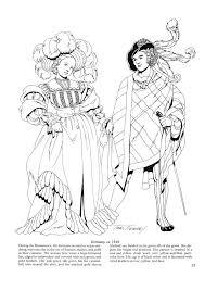 IColor Medieval Renaissance Fashions