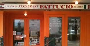 restaurant au bureau chatou fattucio à chatou dans les yvelines 78
