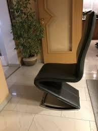 esszimmer stühle 6 stück vom segmüller