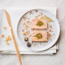 cuisine cor du sud foie gras de canard du sud ouest coeur mirabelle et pistache de picard