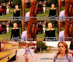 Mean Girls Halloween Quote by Amanda Seyfried Mean Girls Amanda Seyfried Pinterest
